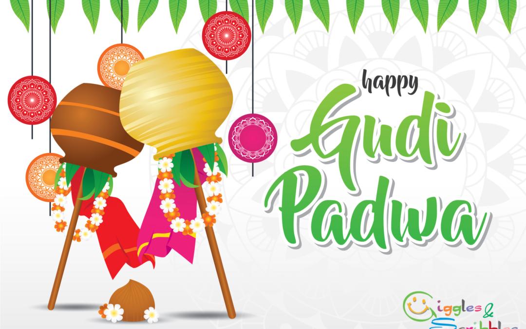 Happy Gudi Padwa 2020 | Giggles N Scribbles Preschool Pune