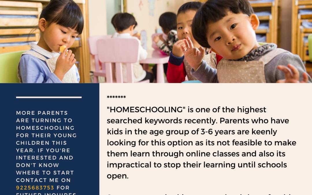 GNS Homeschooling Poster