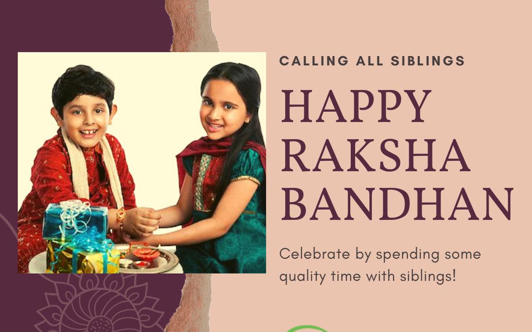 Happy Raksha Bandhan Day