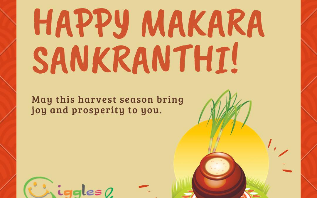 Happy Makara Sankranthi 2021