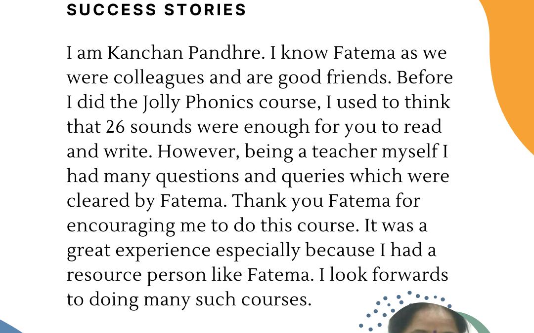 GNS Teacher Success Stories