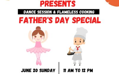 GNS Preschool Dance Session & Flameless Cooking